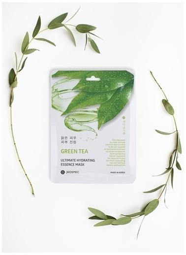 JKOSMEC Jkosmec Ultimate Hydrating Green Tea Maske Renksiz
